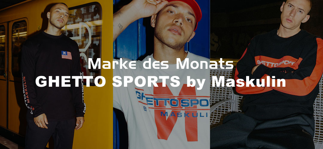 GHETTO SPORTS by Maskulin