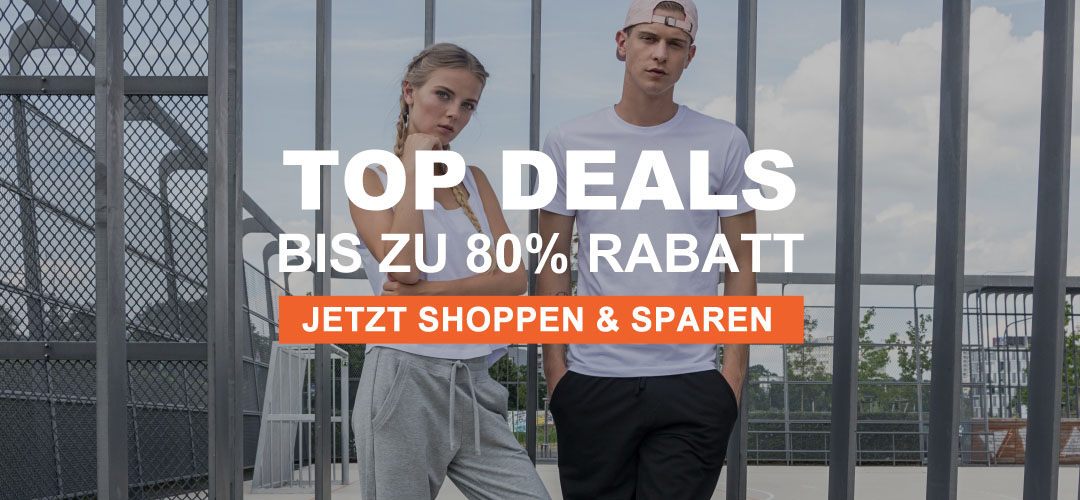 Top Deals - Bis zu 80% Rabatt!