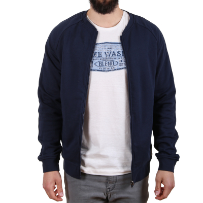 2531164.00.10 Tom Tailor Reversible Bomber Herren Sweatjacke | 04059491108166