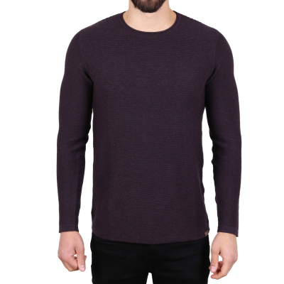 3021363.09.10 Tom Tailor Structured Sweater Herren Pullover | 04057655615178