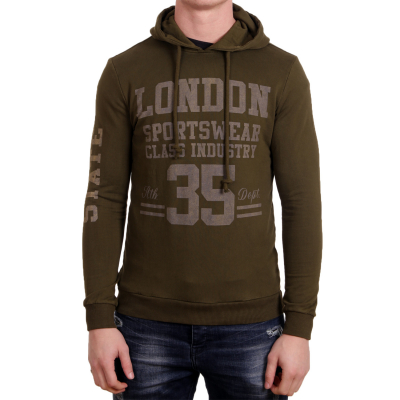 DA-SW-29 D & A Lifestyle Washed London Sportswear Herren Hoodie | 08681760268262