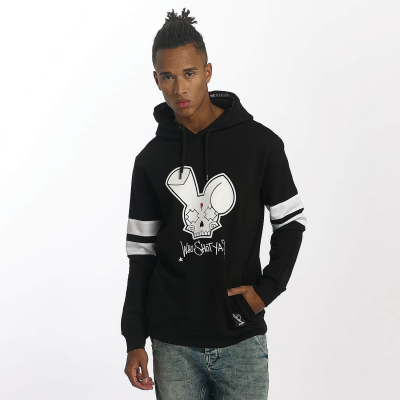 WSYHD130BLK Who Shot Ya Royal Gunz Herren Hoodie | 04059753142402