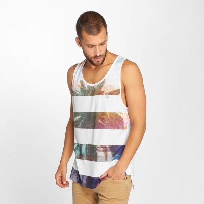 JRTT295COL Just Rhyse Cabanillas Herren Tank Top | 04059753193572