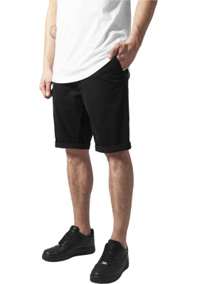 TB1264 Urban Classics Stretch Turnup Chino Herren Shorts  Bundweite | 04053838244692