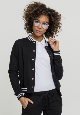 TB1990 Urban Classics adies College Sweat Damen Übergangsjacke  Sc | 04053838269701