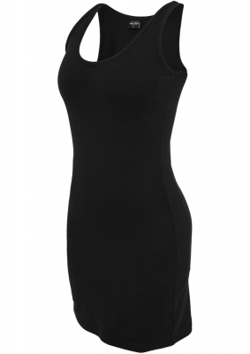 TB464 Urban Classics Ladies Sleeveless Damen Kleid | 04051243032088
