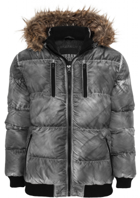 TB572 Urban Classics pray Dye Expedition Herren Winterjacke | 04053838012499