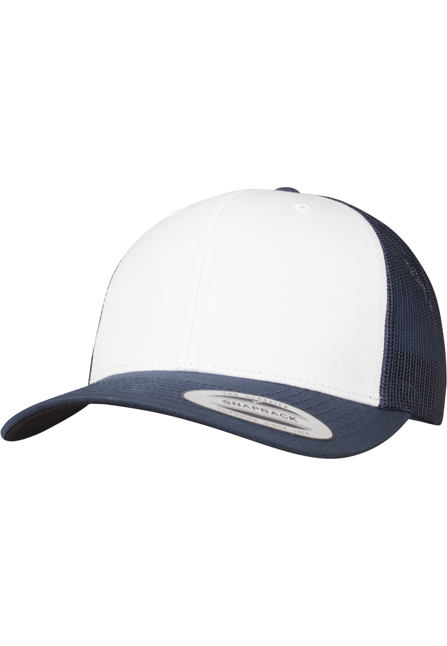 Flexfit Retro Trucker Colored Front Herren Truc...