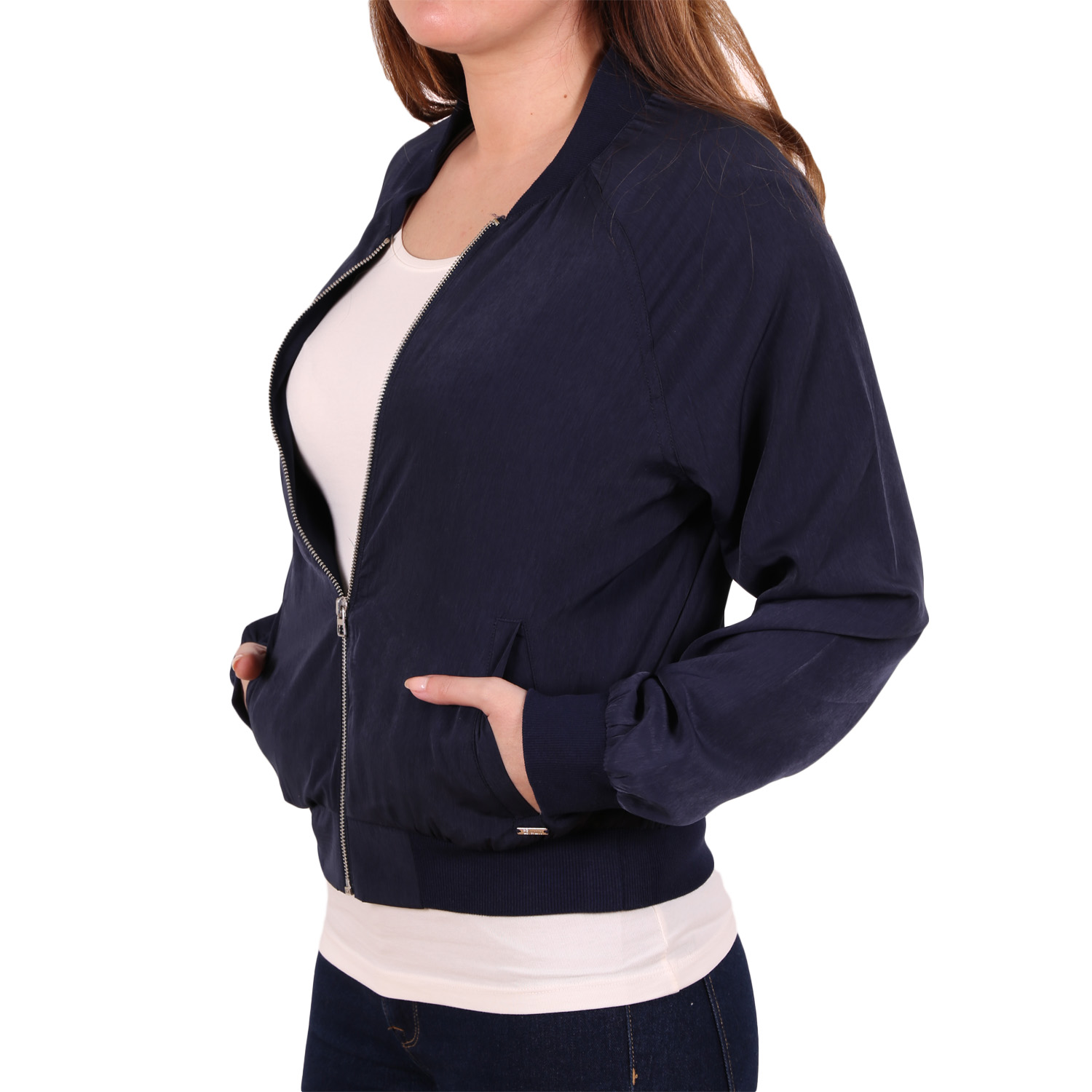 tom tailor denim ladies bomber damen bomberjacke. Black Bedroom Furniture Sets. Home Design Ideas