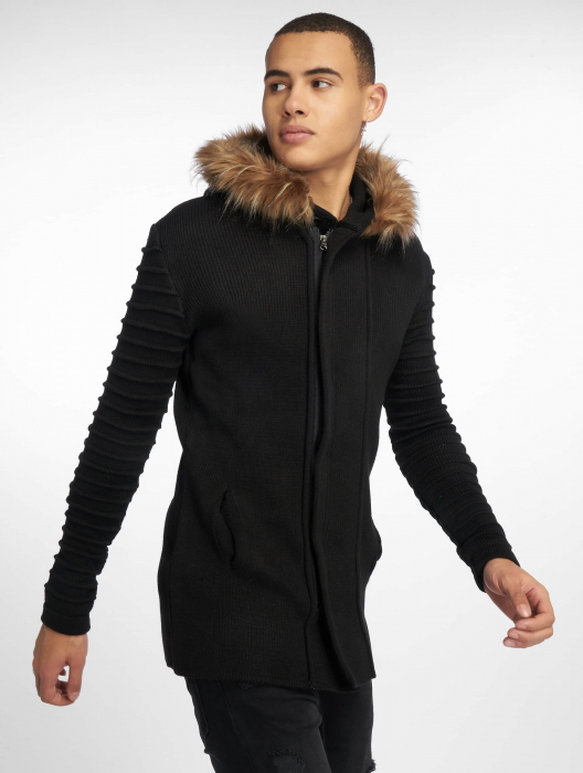 Bangastic Lunita Men Cardigan black