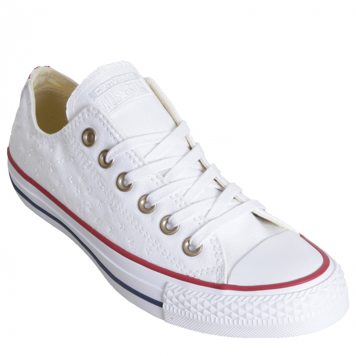 converse shoe chuck taylor all star damen low sneaker wei mehrfarbig 512758 bei kapatcha. Black Bedroom Furniture Sets. Home Design Ideas