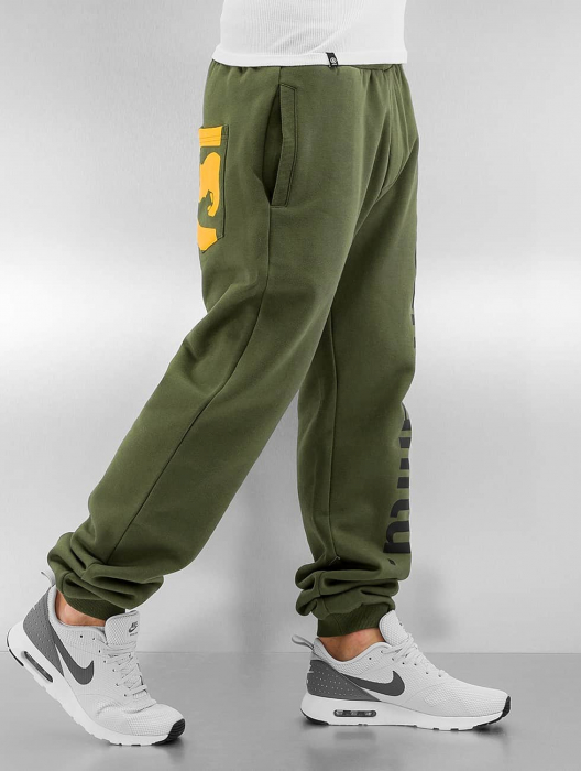 Ecko Unltd 2Face Men Sweat Pant olive