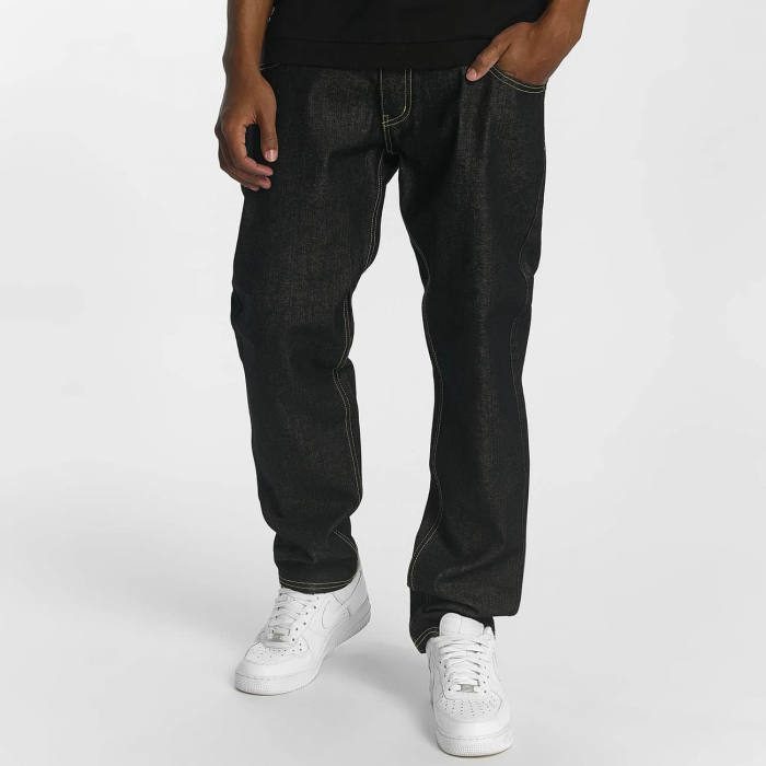Ecko Unltd Gordon St Straight Fit Men Straight Fit Jeans black