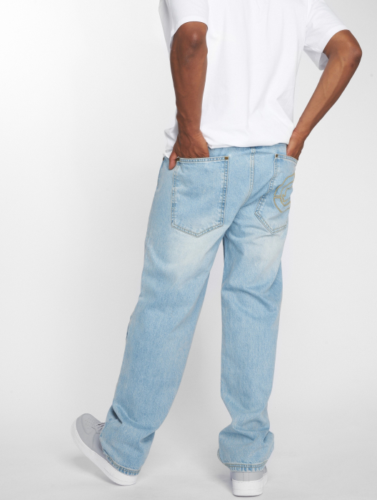 Ecko Unltd High Line Men Loose Fit Jeans blue