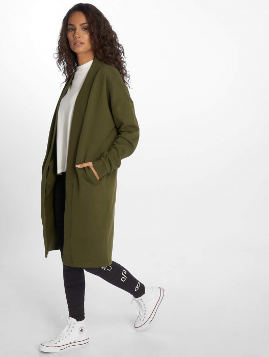 Just Rhyse La Rivera Damen Strickpullover Olive
