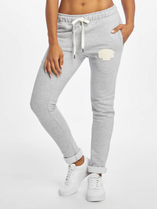 Just Rhyse Madera Damen Jogginghose Grau