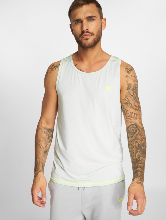 Just Rhyse Perth Active Men Tank Top blue
