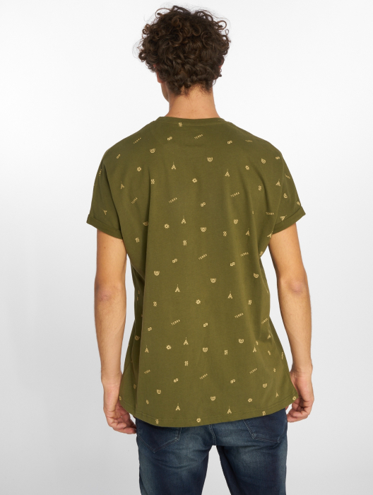 Just Rhyse San Vicente Men T-Shirt olive