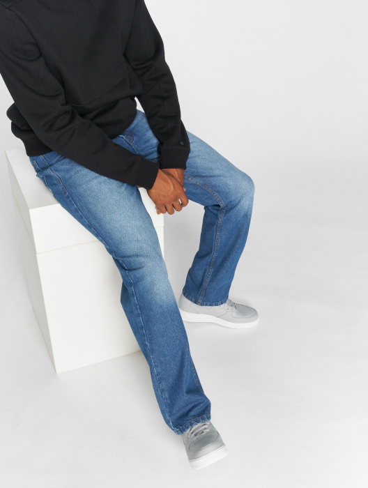 Rocawear Loose Fit Herren Loose Fit Jeans Blau