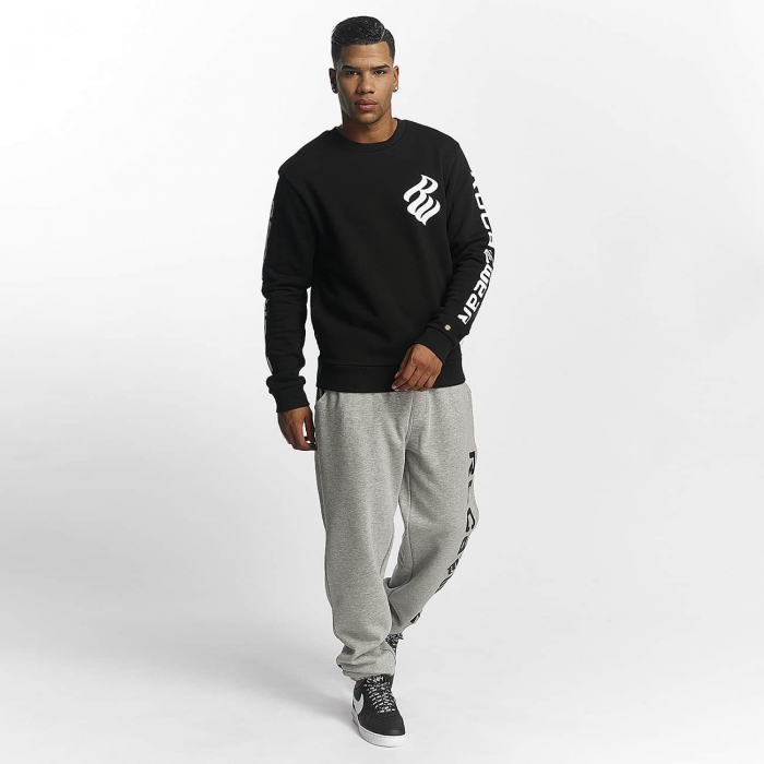 Rocawear Printed Men Sweatshirt black