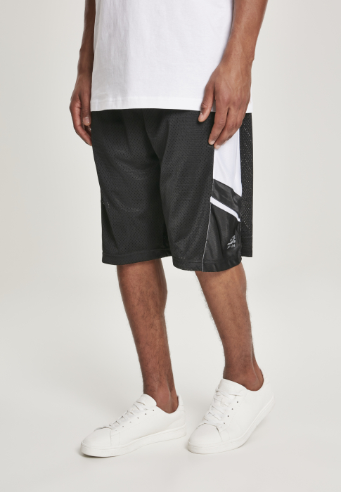 Southpole Originals Basketball Mesh Men Shorts black