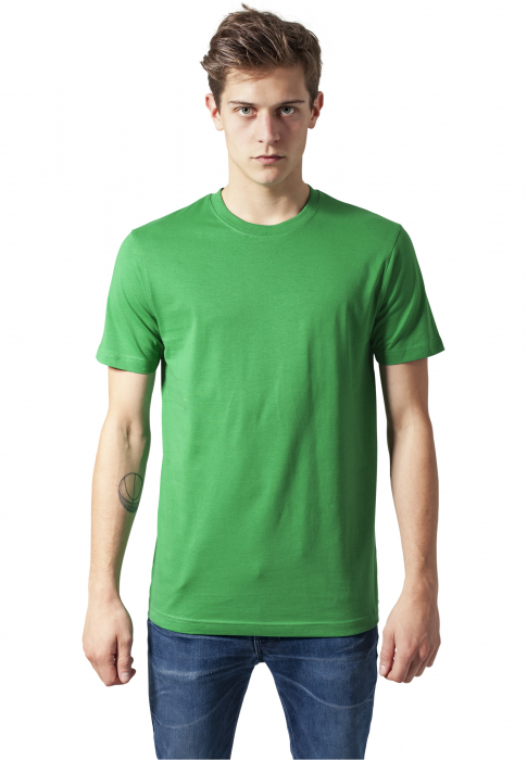 Urban Classics Basic Tee Men T-Shirt green