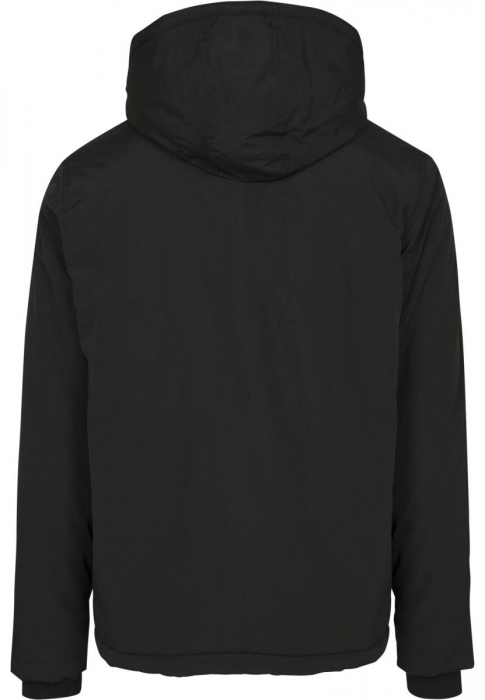 Urban Classics High Neck Pull Over Men Transition Jacket black
