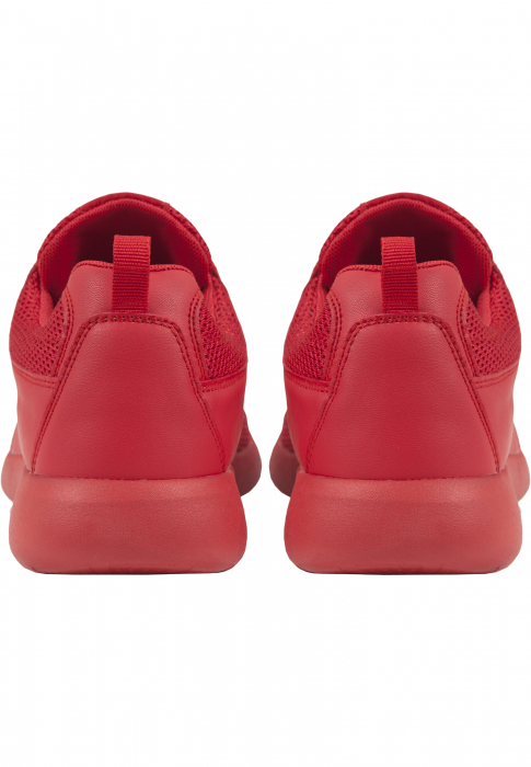 Urban Classics Light Runner Shoe Low Sneaker red red