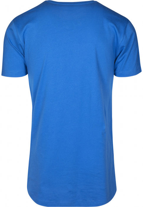 Urban Classics Shaped Long Tee Herren T-Shirt Hellblau