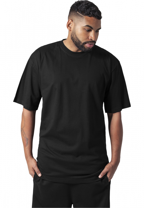 Urban Classics Tall Tee Men T-Shirt black