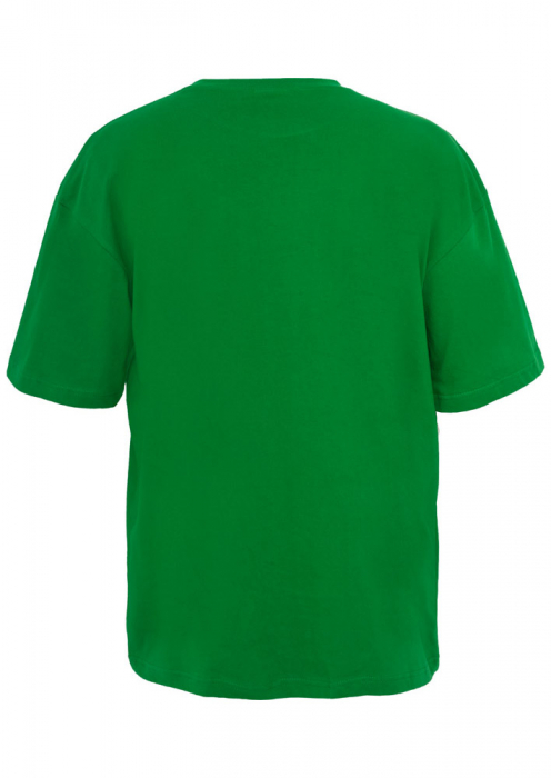 Urban Classics Tall Tee Men T-Shirt green