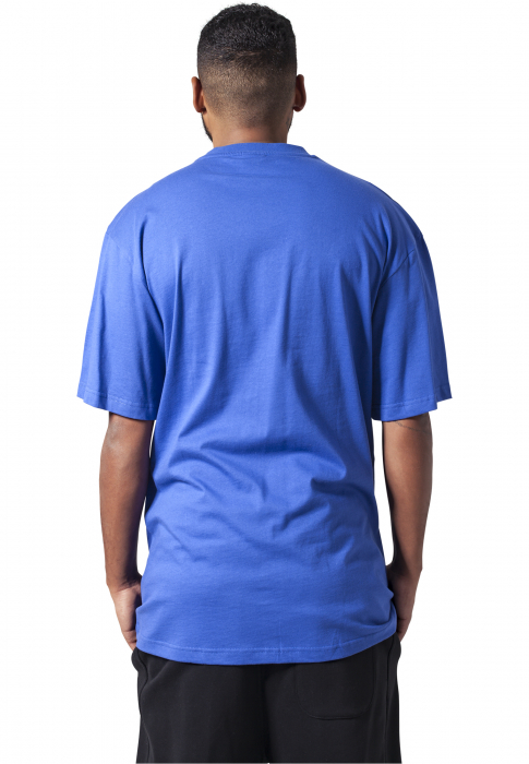 Urban Classics Tall Tee Men T-Shirt royal blue